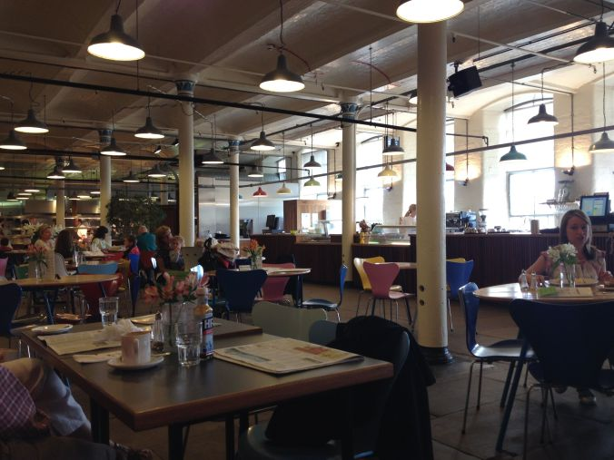salts mill cafe